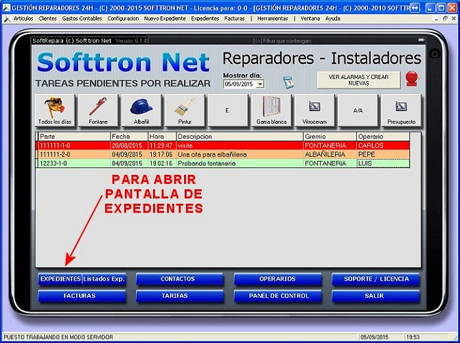 Programa softrepara 1